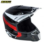 Шлем Klim F3 Cross Red Lightning