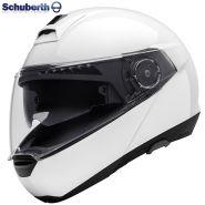Шлем модуляр Schuberth C4, Белый