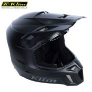 Шлем Klim F3 Cross Stealth, Черный