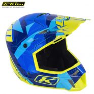 Шлем Klim F3 Cross Blue Camo