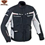 Куртка Ixon Protour HP, Черно-красно-серая