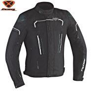 Куртка Ixon Exhale HP, Черно-белая